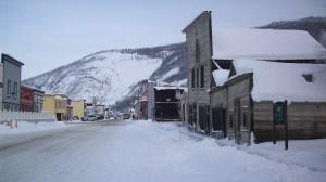Dawson City, 2008 Yukon Quest, photo by Helen Hegener/Northern Light Media