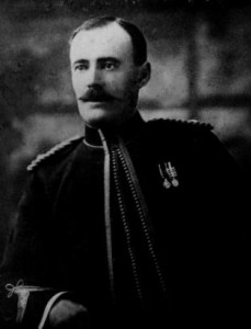 NWMP Inspector Francis Joseph Fitzgerald, 1905