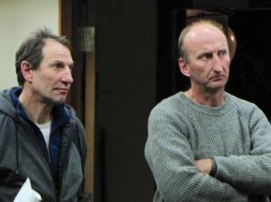 Hans Gatt and John King