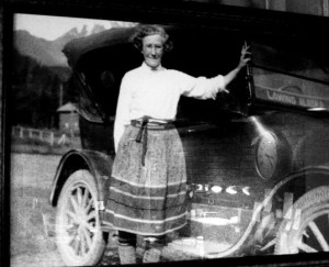 Nellie Neal Lawing - Alaska Nellie