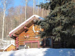 Leonard Seppala's cabin