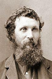 John Muir circa 1875
