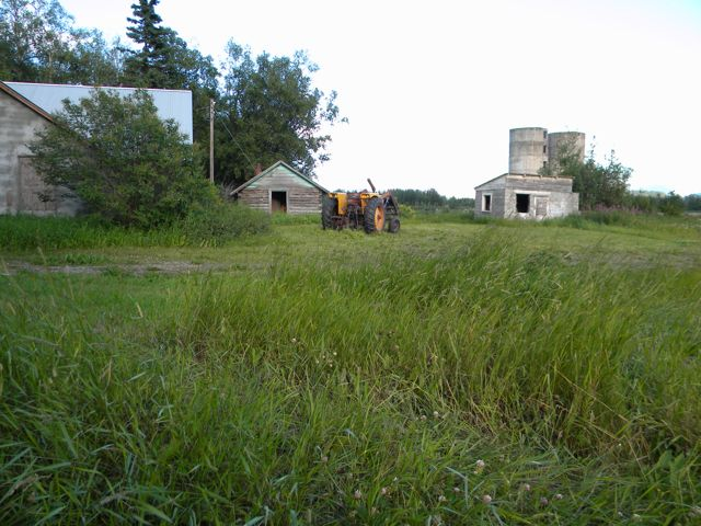 The old Rebarchek farm is now part of the Alaska State Fairgrounds. [Northern Light Media photo]