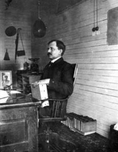 Wickersham around the time of his 1901 trip
