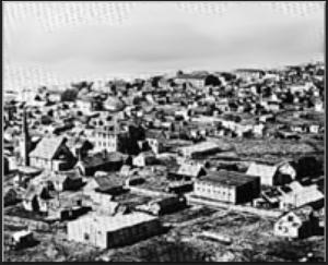 Nome, Alaska, 1925
