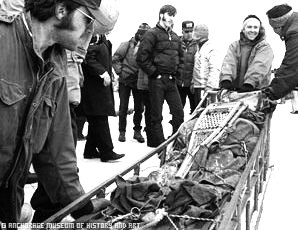 1973 Iditarod Howard Farley