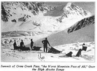 Crow Creek Pass