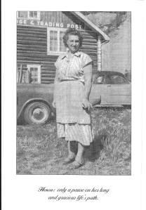 Arne Sundt - Gakona RH Arne's Grandma