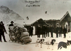 73. Yukon Mail at Eagle