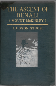 Ascent of Denali cover