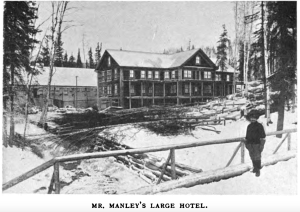 Manley Hot Springs Hotel