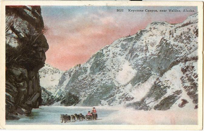 78. Keystone Canyon team