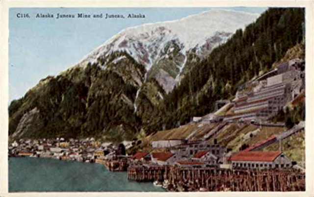 Juneau mine