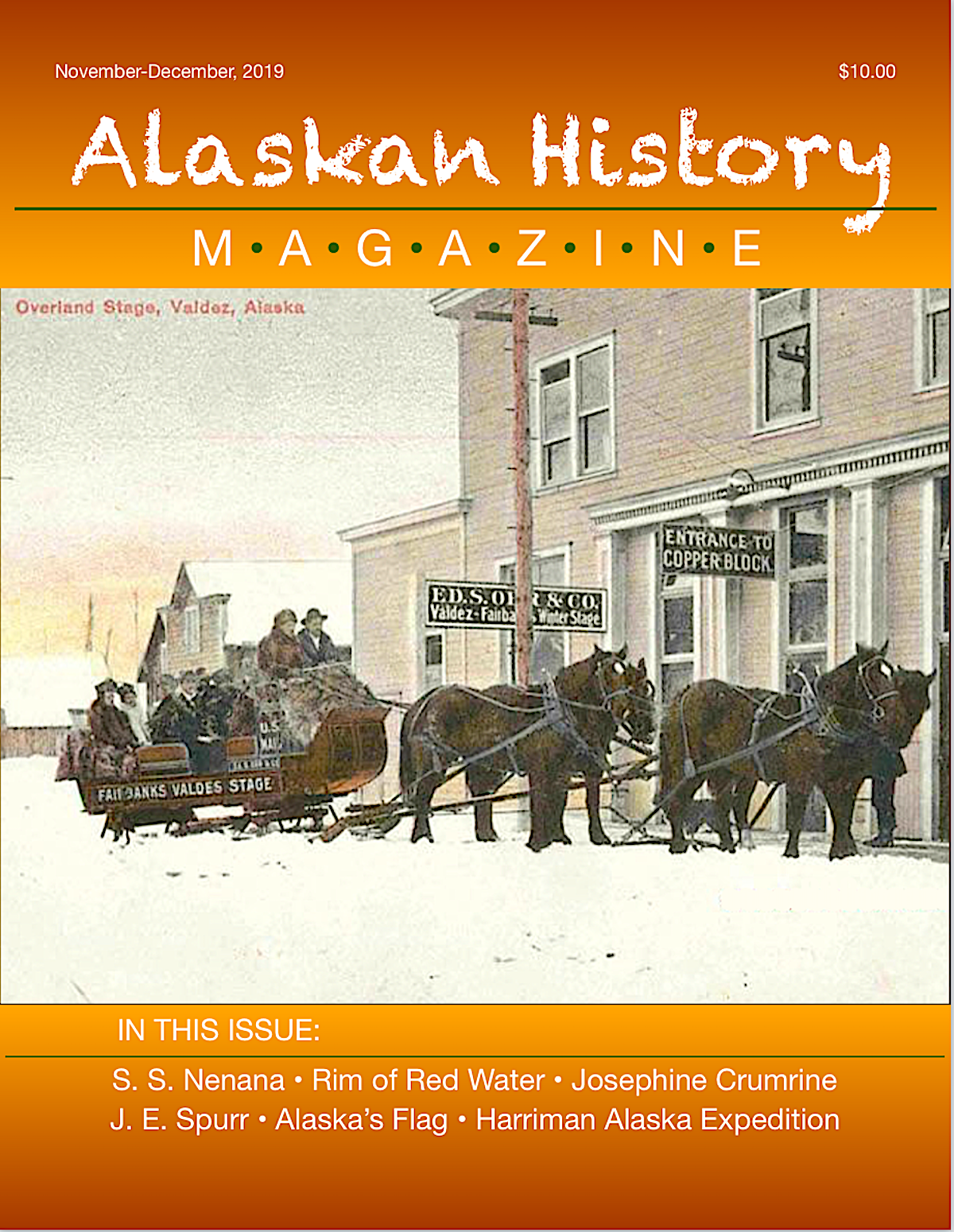 Click to visit the Alaskan History Magazine website