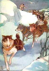 81. Hattie Longstreet Dogteam